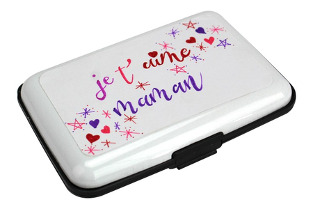 Porte-carte à customiser - Divers – 10doigts.fr