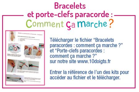 Embouts tubulaires en métal pour cordons épais - Lot de 12 - Cache-noeud – 10doigts.fr