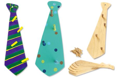 Porte-cravates - Activités enfantines – 10doigts.fr