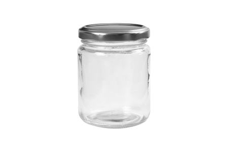 Pot en verre avec couvercle à visser - Grand modèle - Supports en Verre – 10doigts.fr