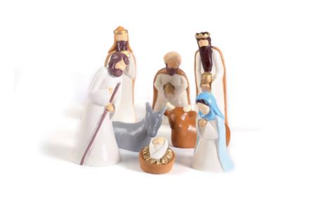 Créche de Noël à fabriquer - Décoration de Noël – 10doigts.fr