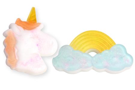 """Moule savons thème """"Licorne"""" - Moules savon – 10doigts.fr"""
