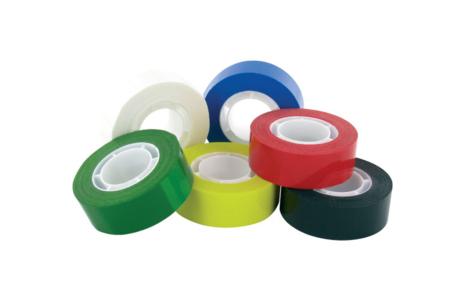 Ruban adhésif - 6 couleurs au choix - Adhésifs colorés et Masking tape – 10doigts.fr