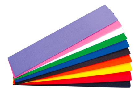 Papier crépon - Papier crépon – 10doigts.fr