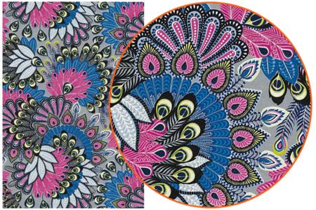 Décopatch N° 538 - Lot de 3 feuilles - Papiers Décopatch – 10doigts.fr