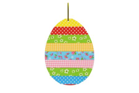 Oeufs en carton blanc à décorer - Kits activités Pâques – 10doigts.fr