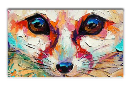 Peinture à l'huile - 24 couleurs - Peinture à l'huile - 10 Doigts