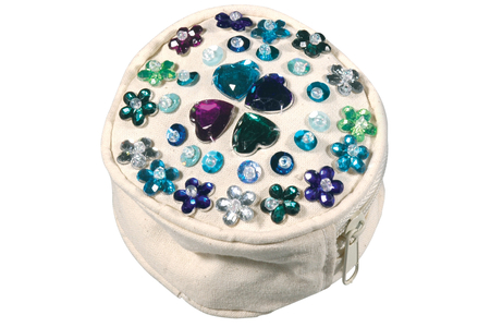Strass à coudre - 60 strass - Boutons – 10doigts.fr