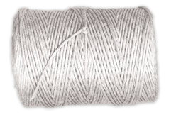 Cordon en coton écru - 100 m - Cordes naturelles – 10doigts.fr