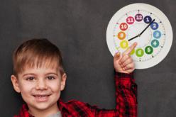 """Horloge pédagogique """"J'apprends à lire l'heure"""