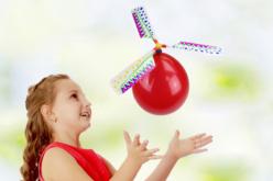 Ballons hélicoptères à personnaliser - 6 pcs - Ballons, guirlandes, serpentins – 10doigts.fr