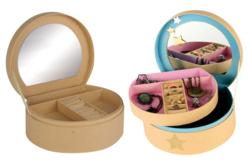 Boîte à bijoux en carton - Rangements – 10doigts.fr