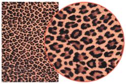 Décopatch N° 207 - Set de 3 feuilles - Animaux – 10doigts.fr