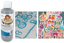 Liquide à masquer - Drawing gum - Encres liquides – 10doigts.fr