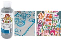 Liquide à masquer - Drawing gum - Encres à dessiner – 10doigts.fr