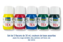 Peinture Textiles - Spécial Tissu – 10doigts.fr