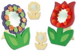 Kit Miroirs Fleurs