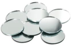 Miroirs ronds en verre - Miroirs – 10doigts.fr