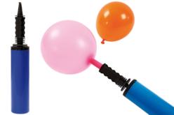 Pompe à ballon - Ballons, guirlandes, serpentins – 10doigts.fr