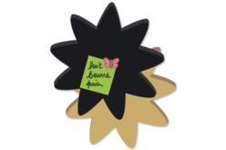 Grande Fleur en bois médium - Supports plats en bois médium (MDF) – 10doigts.fr