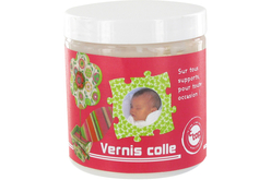 Vernis-colle en gel - 250 ml - Vernis-Collage – 10doigts.fr