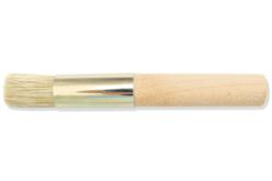 Brosses pochoir de 1 cm à 2 cm - Pinceaux – 10doigts.fr