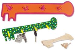 Kit Porte-clefs - 12 réalisations - Kits Supports et décorations – 10doigts.fr