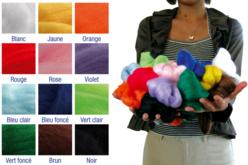 Laine à feutrer extra fine, 12 couleurs assorties - Laine – 10doigts.fr