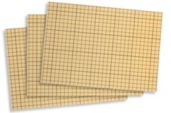 Carte double-face pour carte à sable - Adhésifs – 10doigts.fr