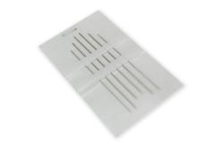 Aiguilles pour tisser les perles - 6 pièces - Aiguilles et Tissage – 10doigts.fr