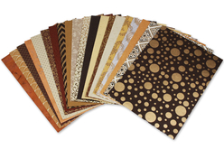 Assortiment de papiers indiens - Rajasthan - Papier artisanal naturel – 10doigts.fr