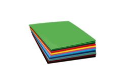 Carte forte A4 300 gr à la couleur