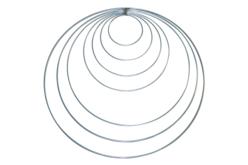 cercle en acier pour mobiles