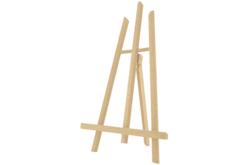 Chevalet de table en bois - 38 x 21 cm - Divers – 10doigts.fr