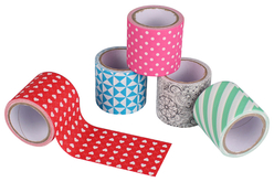 Coincoin tape (duck tape) auto-adhésif - Masking tape (Washi tape) – 10doigts.fr