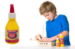 Colle à bois professionnelle maquette
