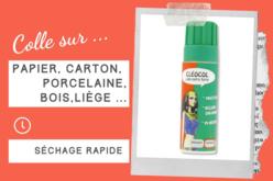 Colle Vinylique Cléocol 25 ml - PH Neutre - Colles scolaires – 10doigts.fr