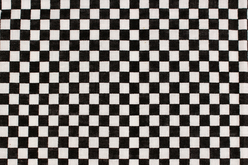 Coupon de tissu imprimé Damier - 43 x 53 cm - Coupons de tissus – 10doigts.fr