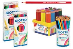 crayons de couleurs enfant