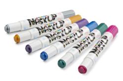 """Crayons de maquillage """"Twist"""" - couleurs métallisées - Maquillage – 10doigts.fr"""