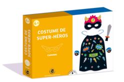 Coffret Déguisement - Costume de Super-Héros - Mardi gras, carnaval – 10doigts.fr