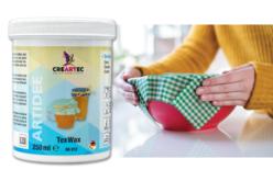 Mélange à la cire d'abeille pour emballages réutilisables - Nouveautés – 10doigts.fr
