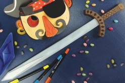 Épée en bois  - Mardi gras, carnaval – 10doigts.fr