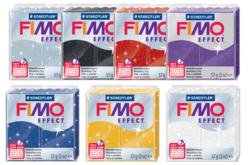FIMO Effect à l'unité - Couleurs pailletées au choix - Fimo Effect – 10doigts.fr