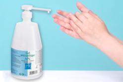 Gel hydroalcoolique Anios - 1 litre - Nettoyage et Protection – 10doigts.fr