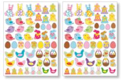 Gommettes de Pâques - Gommettes de fêtes – 10doigts.fr