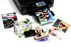 Papier photo Canson (Format A4) - 10 feuilles - Albums photos, carnets – 10doigts.fr