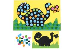 Kit mosaïque Dinosaure