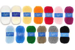 Laine : 13 couleurs au choix