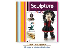 Livre FIMO Sculpture. - Livres Modelages, Fimo... – 10doigts.fr